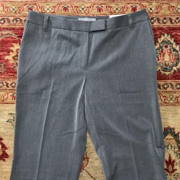 Liz Claiborne Pants - Liz Claiborne Sloane grey wide leg dress pants